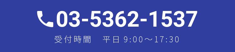 03-5362-1537