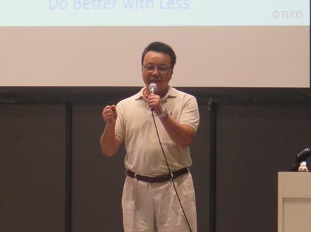 GEにおけるリーダーシップ研修の特徴とは? 田口力講師 リ・カレント