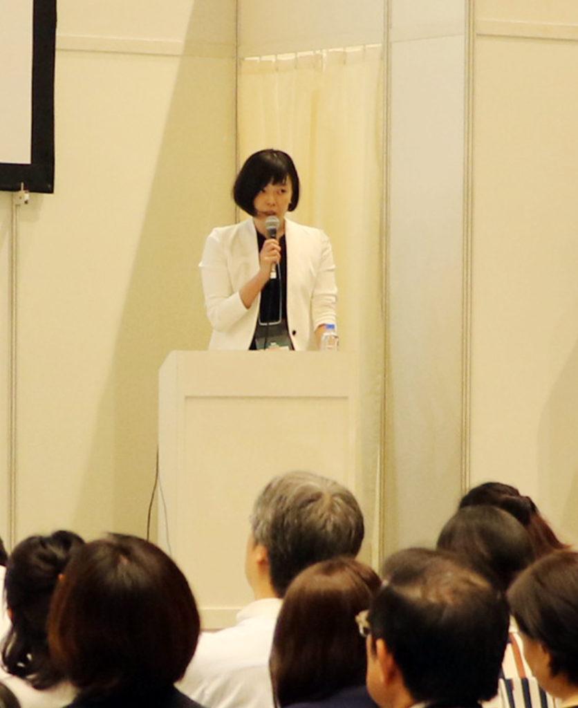 ヒューマンキャピタル2019講演|食品企業合同企画・ニチレイフーズ伊勢谷様