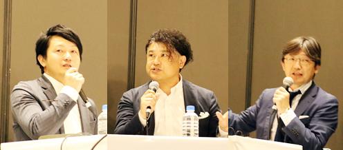HCP2019 JT葛城様、小倉講師、リ・カレント石橋