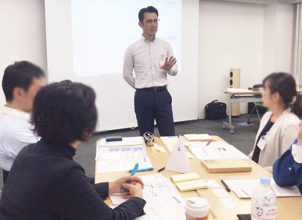 3年目社員「チームで成果を生み出す」推進力に変える「3つの仕事力」森講師