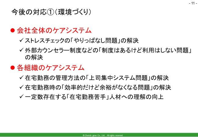森川講師メンタルケア・コロナで予想されるメンタルダウンに効果を発揮する対策例